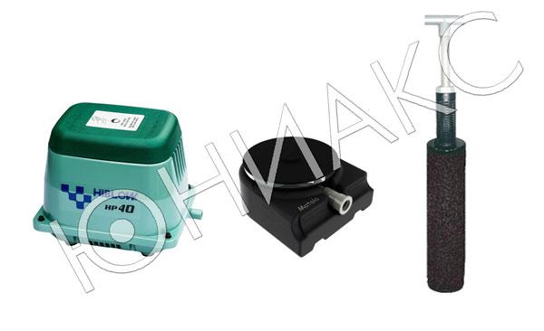 Набор для модернизации септика Чисток ЮИНСЭБ HP40/11/530