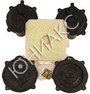Ремкомплект для компрессора SECOH EL-60, -80 15, -80 17, -100, -120W, -150W, -200W, -300W