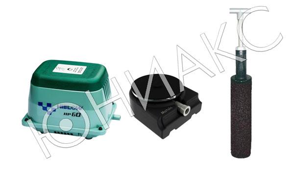 Набор для модернизации септика ЮИНСЭБ HP60/11/700