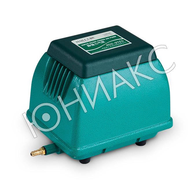 Диафрагмовый компрессор Hailea Super silent power ACO-9720
