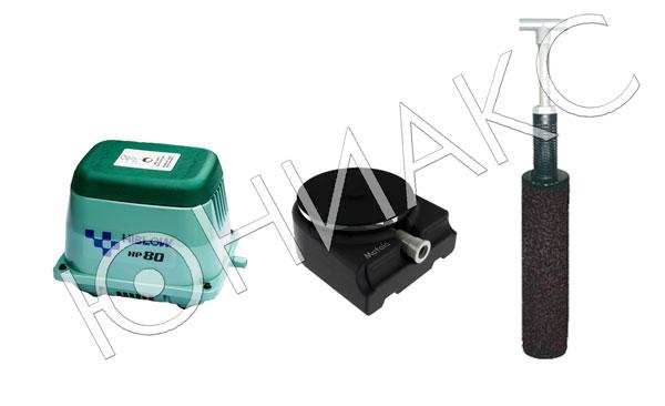 Набор для модернизации септика ЮИНСЭБ HP80/11/700