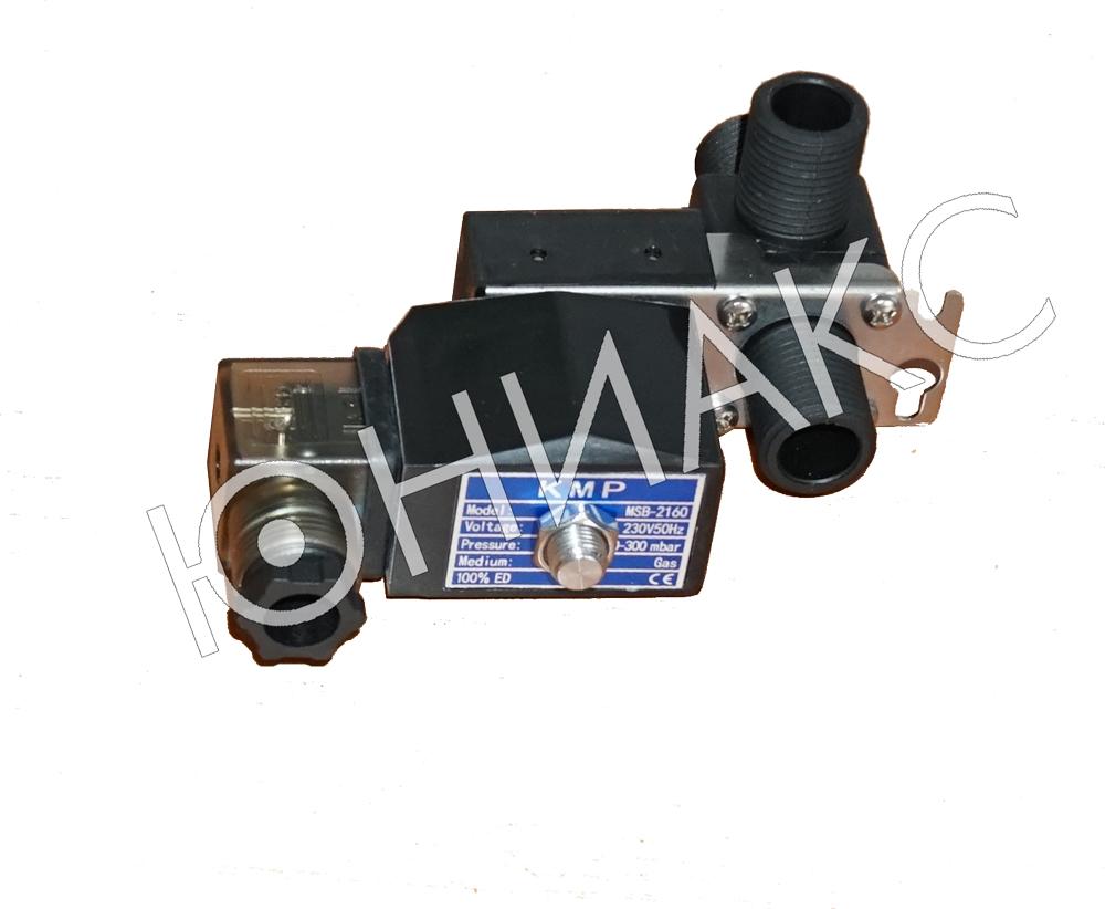 Электромагнитный клапан KMP MSB-2160