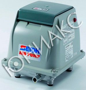 Б/У мини компрессор (после ремонта) Secoh EL 100