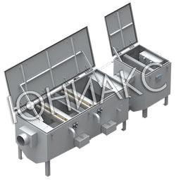 Жироуловитель AGT-1000 (автоматический)